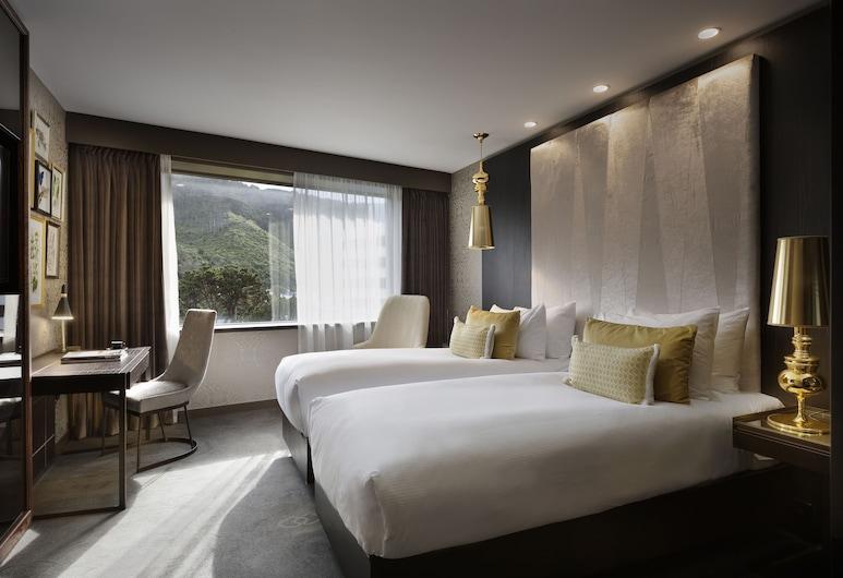 惠靈頓索菲特飯店, 威靈頓, 高級客房, 2 張單人床, 客房