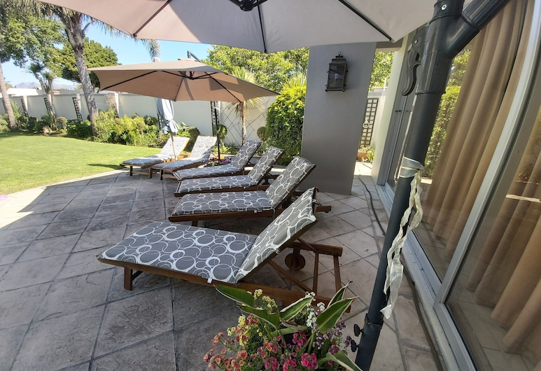 Caxton Manor B&B, Cape Town, Outdoor Pool