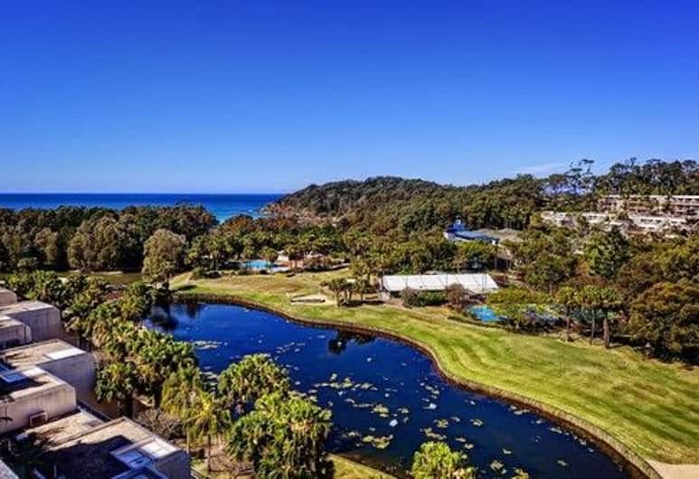 Charlesworth Bay Beach Resort, Coffs Harbour, Executive Penthouse, Terrace/Patio