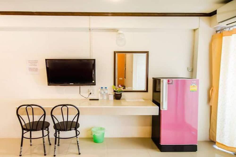 Standard Double Room - ตู้เย็นขนาดเล็ก