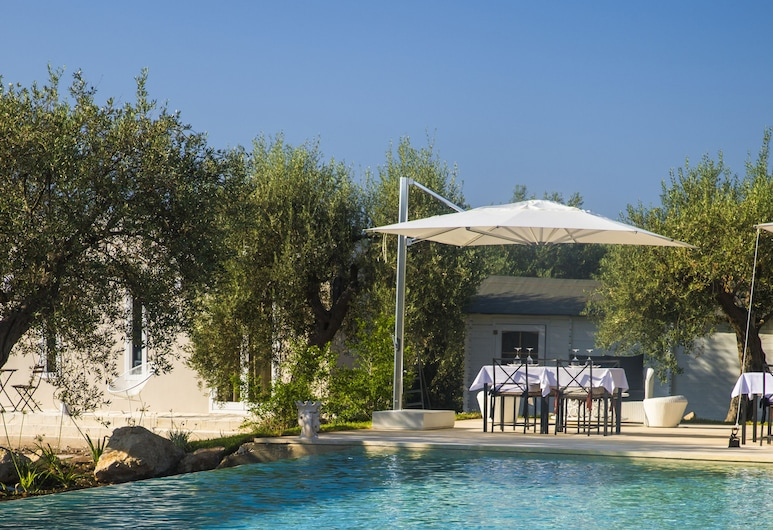 Zahir Country House, Noto, Piscina