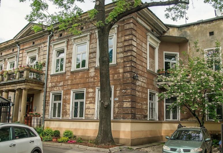 Red Kurka Apartments, Krakow, Leilighet – superior, 1 soverom (4 people), Terrasse/veranda