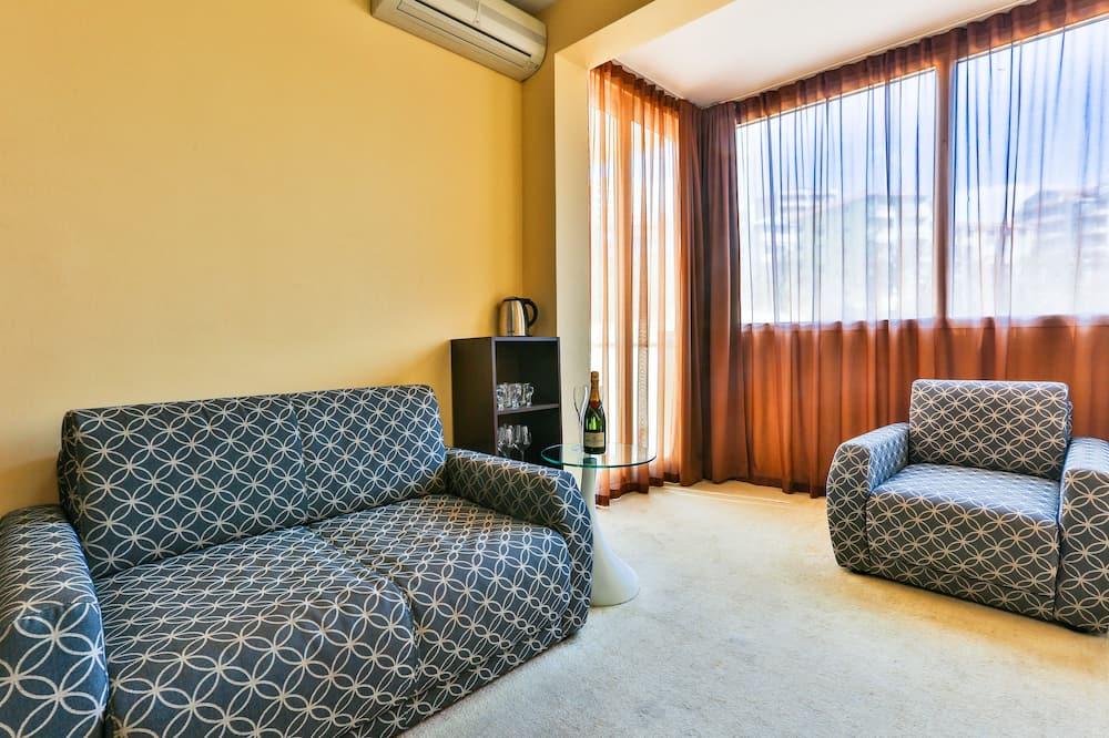 Family Süit, 2 Yatak Odası - Oturma Alanı