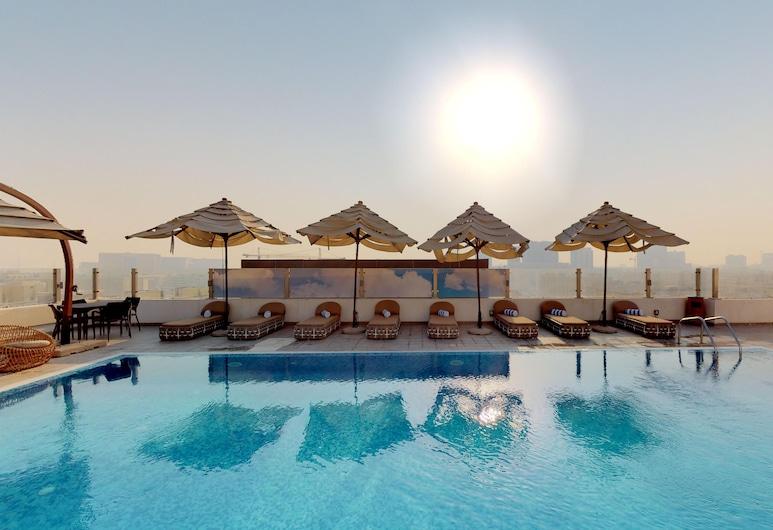 The Avenue - A Murwab Hotel, Doha, Terras