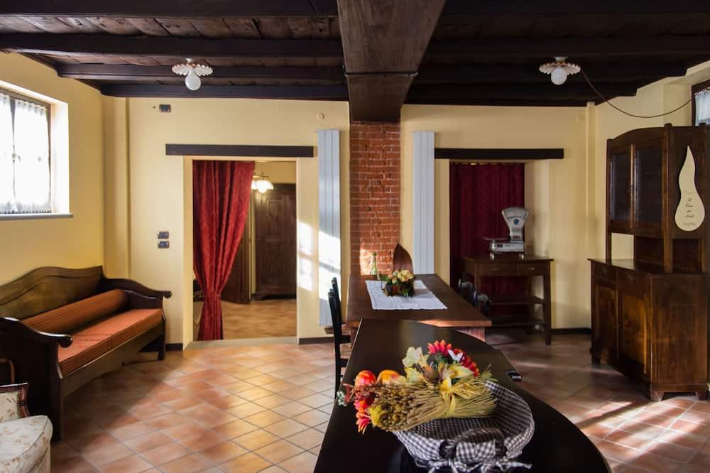 Apartament (Ortensia) - Powierzchnia mieszkalna