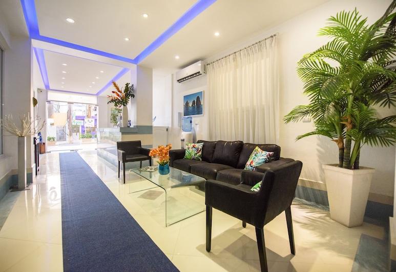 Aparthotel Shakey, Santo Domingo, Recepce