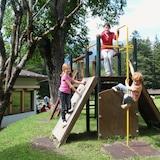 Priestory pre hranie detí – vonkajšie