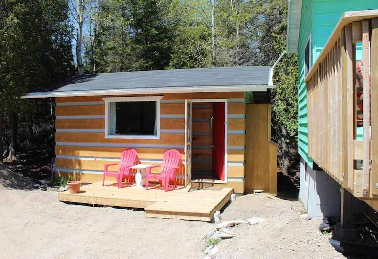 Mikinaak Cottage & Cabin Rentals, Northern Bruce Peninsula, Cabin (Mad Trapper), Sân thượng/sân hiên