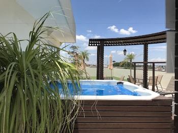 ภาพ My Home Suites ใน Celaya