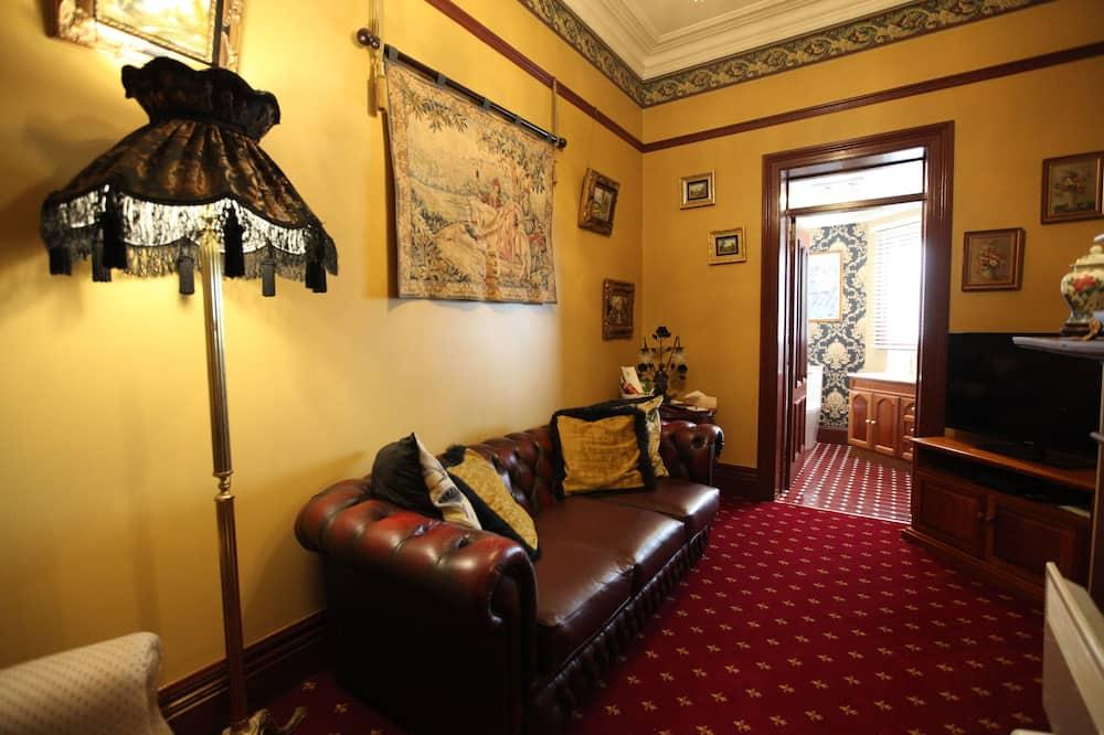 Apartament typu Grand Suite, z łazienką, widok na góry - Powierzchnia mieszkalna