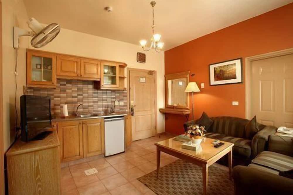 Suite - 1 soveværelse - Stue