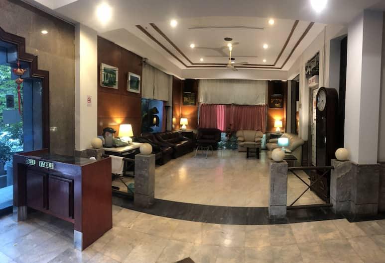 S.C. Heritage Hotel, Hat Yai, Lobi Oturma Alanı