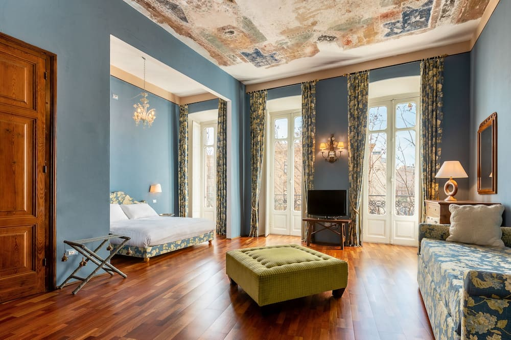 Luksuzni suite, pogled na grad - Izdvojena fotografija