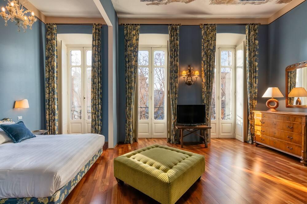 Luksuzni suite, pogled na grad - Soba za goste