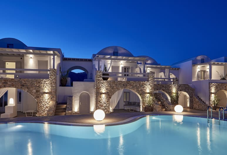 Orabel Suites, Santorini, Outdoor Pool
