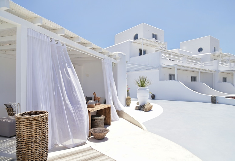 Livin Mykonos Hotel, Μύκονος, Εξωτερικός χώρος ξενοδοχείου