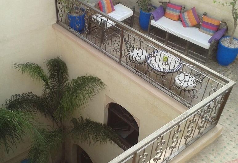 亞米里亞德酒店, Marrakech, 外觀