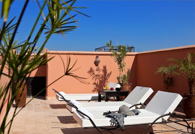 Riad Ella, Marrakech, Terrasse/Patio