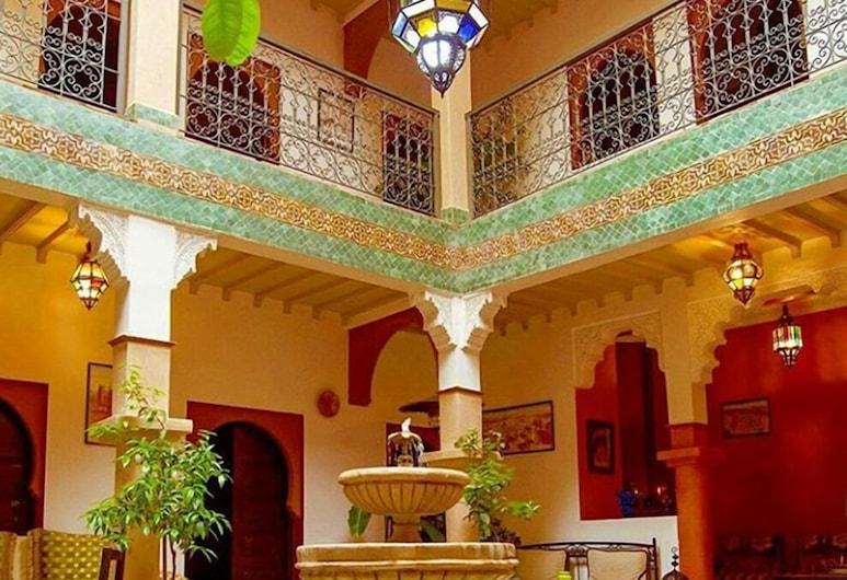 里亞德艾瑞比庭院旅館, 馬拉喀什