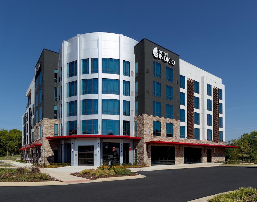 Hotel Indigo Tuscaloosa Downtown Exterior