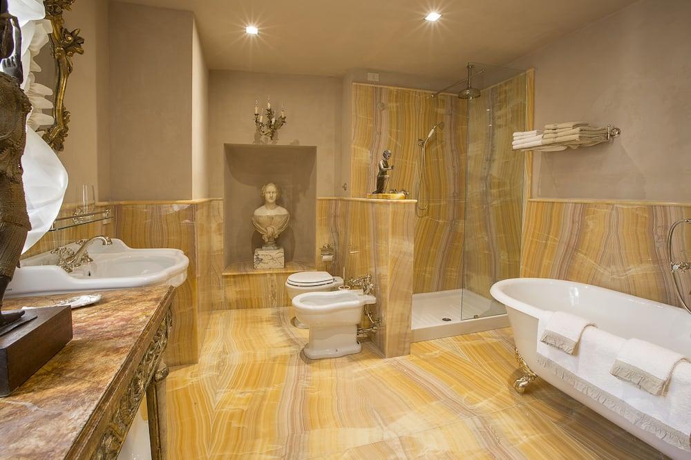 Phòng Suite Superior (Principessa) - Phòng tắm