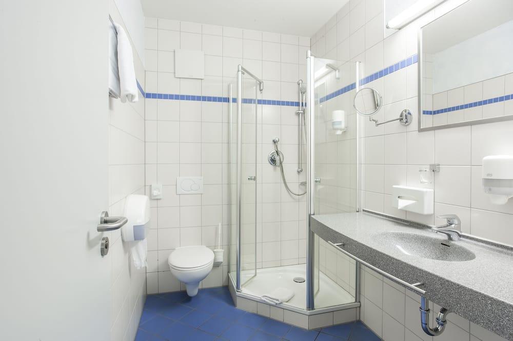 ห้องสแตนดาร์ดทวิน, ปลอดบุหรี่ - ห้องน้ำ