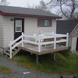 Cabin, 2 phòng ngủ, Bếp (Cabin 9,10) - Ban công