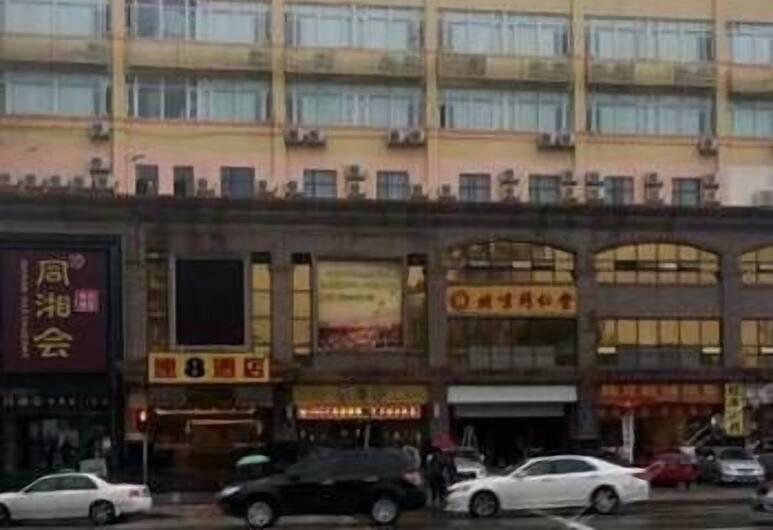 Super 8 Hotel, Guangzhou, Eksterijer