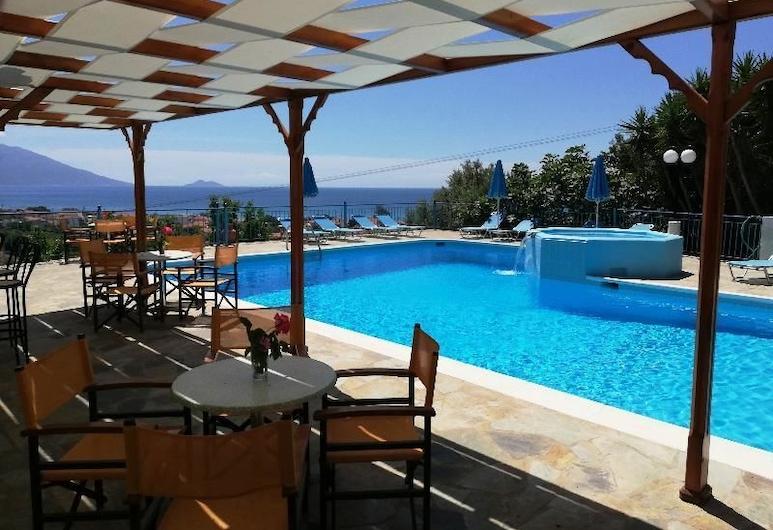 Villa Jota, ساموس, حمام سباحة