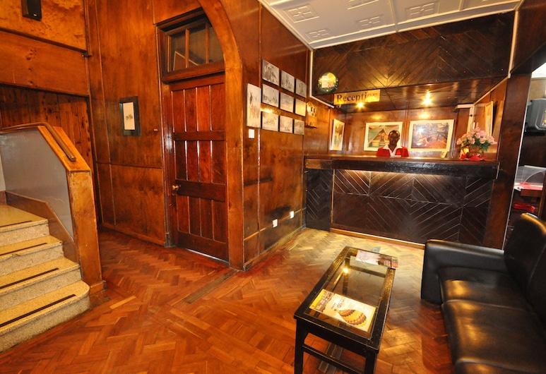 Oakwood Hotel, Nairobi, Reception