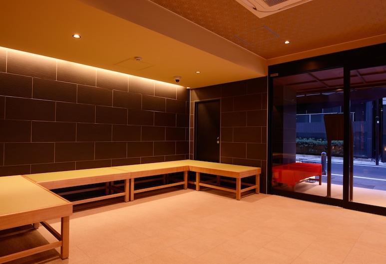 Nihombashi Muromachi BAY HOTEL, Tokyo, Ingresso interno