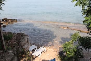 Foto van Side Kleopatra Beach Hotel in Side