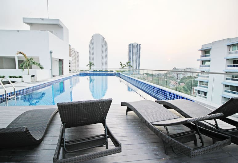 Laguna Bay 2 by Pattaya Sunny Rentals, Pattaya, Khu tắm nắng