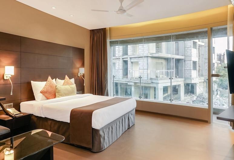Treebo Trend Niraali Executive, Ποντ, Premium Δωμάτιο, 1 Queen Κρεβάτι, Δωμάτιο επισκεπτών