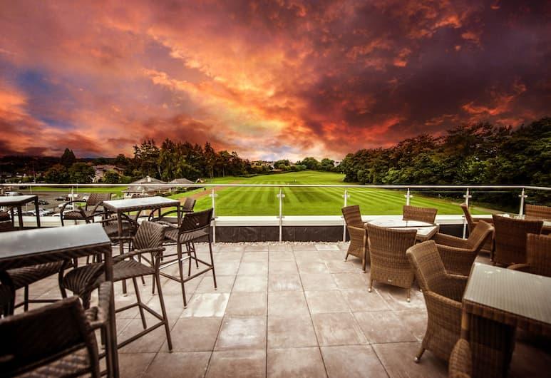 Parklands Hotel & Country Club, Glasgow, Terasa / vidinis kiemas