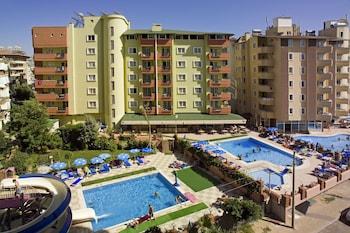 Alanya bölgesindeki Riviera Apart Hotel resmi