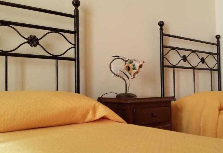 บีแอนด์บี กาโป ซานตาเลสซิโย, Sant'Alessio Siculo, ห้องทริปเปิล, ห้องพัก