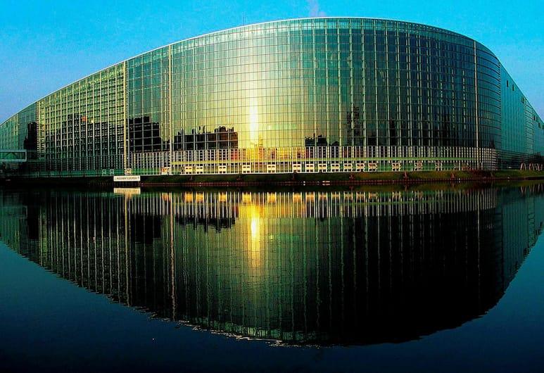 hotelF1 Strasbourg Pont de l'Europe (rénové), Strazburg, Spor Salonu