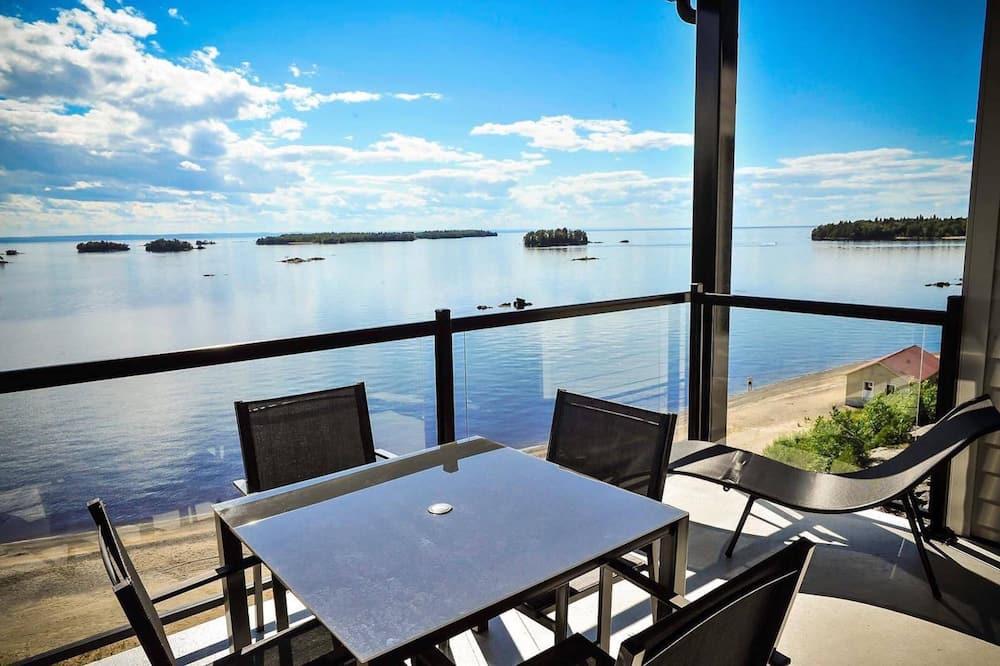 Soukromý byt typu Premium, 2 ložnice, výhled na jezero - Hlavní fotografie