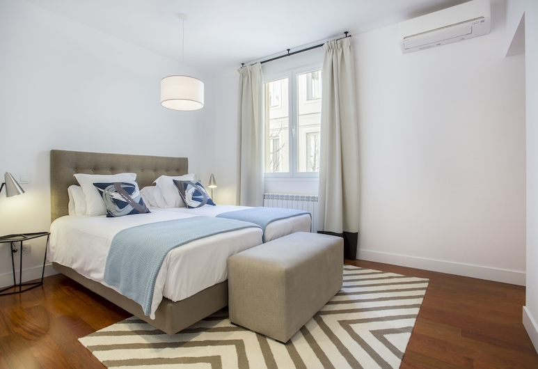 Slow Suites Augusto, Madrid, Deluxe Apartment, 2 Bedrooms, 2 Bathrooms, Room