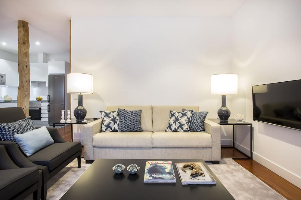 Deluxe Διαμέρισμα, 2 Υπνοδωμάτια, 2 Μπάνια - Καθιστικό
