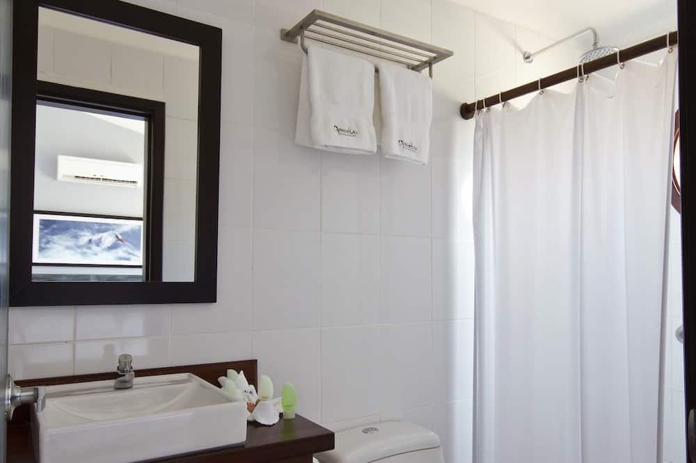 Superior szoba, 2 kétszemélyes ágy, kilátással az óceánra - Fürdőszoba