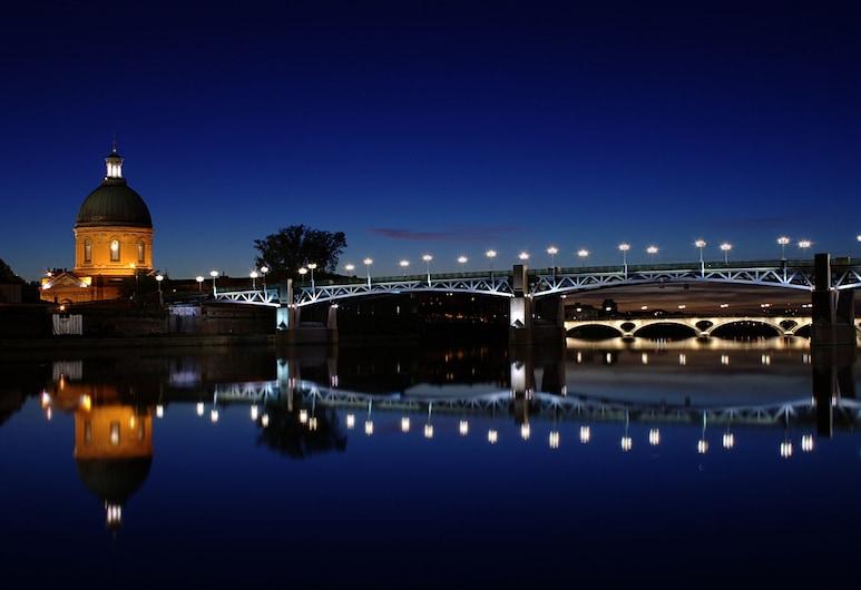ibis budget Toulouse Centre Gare, Toulouse, Exteriér