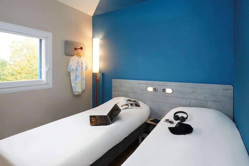 Twin kamer, 2 eenpersoonsbedden - Kamer