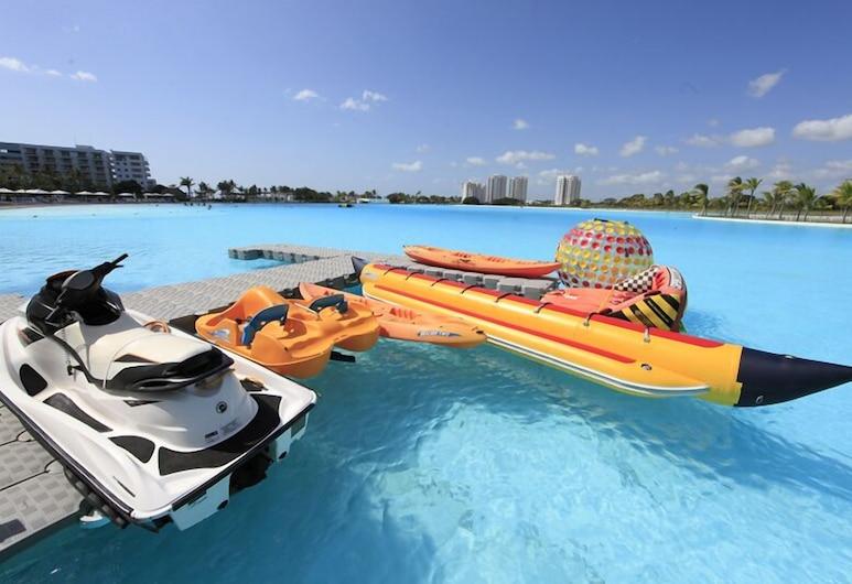 布蘭卡海灘渡假村, 里約哈托, 運動設施