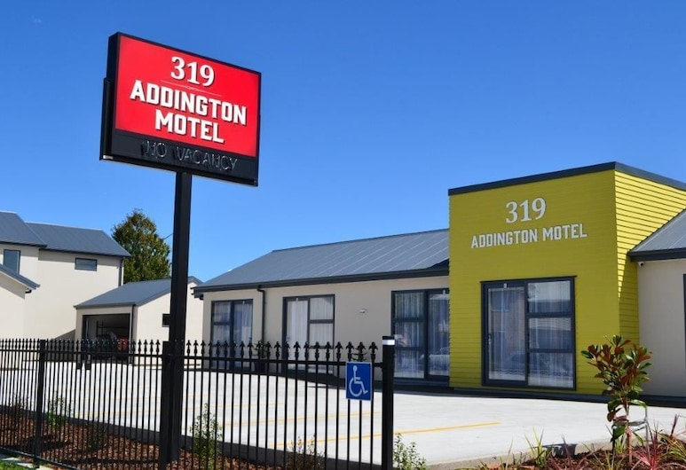 319 Addington Motel, Christchurch