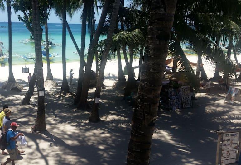 Boracay Coco Huts, Boracay Island, View from Hotel