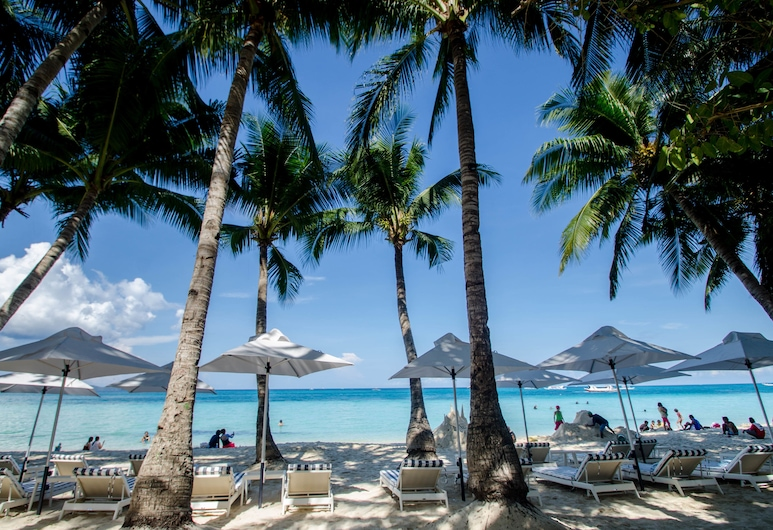 Coast, Boracay Island, Strand