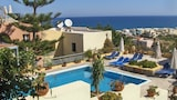 Platanias hotel photo