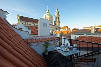 Foto van Residence U Mecenáše in Praag